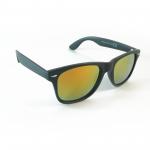 Occhiali sole unisex P12035-2 OPACO GIALLO-ARANCIO