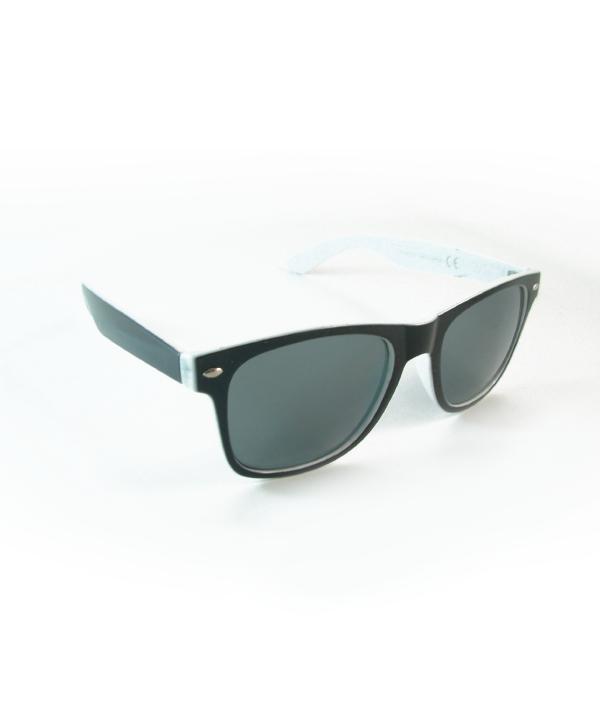 Occhiali sole unisex P12035-3 BIANCO